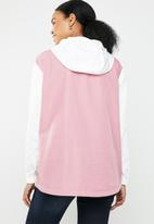 G-Star RAW - Deline colour block anorak jacket - multi