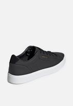 adidas Originals - Sleek W - core black & crystal white