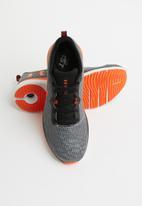 28553f538 UA Micro g blur 2 - 3021230-001 - black/onyx white/papaya Under ...