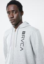RVCA - Cage hoodie - grey