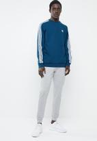 adidas Originals - Mono crew sweater - blue