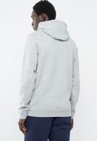 Nike - Club hoodie po bb - dark grey