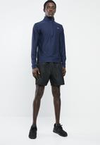 New Balance  - Core space dye top - navy