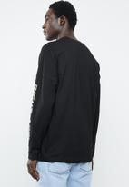 Night Addict - Freg tee - black