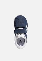 adidas Originals - Gazelle cf i - collegiate navy/ftwr white/ftwr white