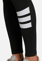 adidas Originals - Tights - black & white