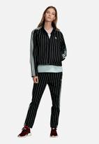 adidas Originals - Track top - black & mint