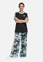 adidas Originals - Wide leg track pants - green