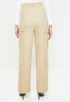 Missguided - Utility trouser - neutral