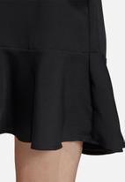 adidas Originals - Adidas casual dress - black