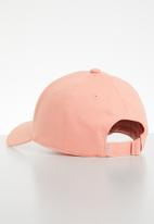 adidas Originals - Baseball class trefoil cap - pink & white
