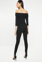 Sissy Boy - For the record jumpsuit - black