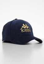 KAPPA - Baby cord peak - navy