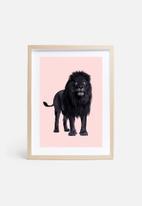 Paul Fuentes - Black lion