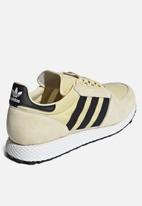 adidas Originals - Forest Grove - easy yellow/core black/ftwr white