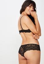 Cotton On - Abby underwire bra  - black