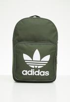 adidas Originals - Classic trefoil backpack - green