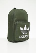 adidas Originals - Classic trefoil backpack - green