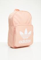 adidas Originals - Classic trefoil backpack - pink