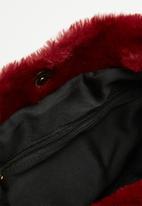 Superbalist - Sabrina  shoulder bag - burgundy