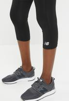 New Balance  - Accelerate capri - performance - black
