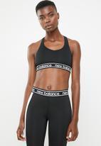 New Balance  - Pace bra - performance - black