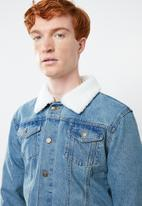 Brave Soul - Larson jacket - blue