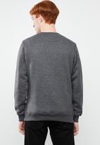 Brave Soul - Solstice sweatshirt - charcoal