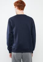 Brave Soul - Solstice sweatshirt - navy