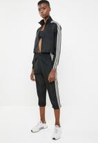 adidas Originals - Adicolour stripes tracktop - black