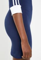 adidas Originals - 3 Stripes dress - blue