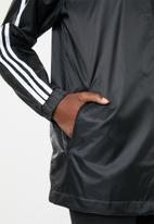 adidas Originals - Windbreak tracktop - black & white