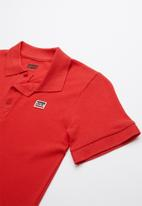Levi's® - Boys golfer - red