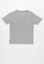 Levi's® - Boys oversized box tab T-shirt - grey