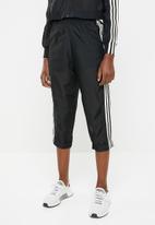 adidas Originals - Adi colour block trackpants - black