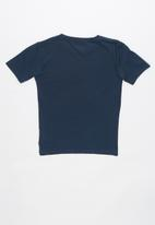 Levi's® - Boys oversized box tab  T-shirt - blue