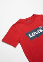 Levi's® - Boys batwing T-shirt - red