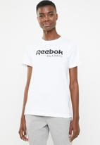 Reebok Classic - Classic reebok tee - white