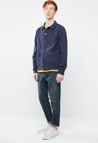 Superbalist - Overdyed worker jacket - navy