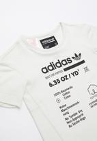 adidas Originals - Kids I kaval tee - white