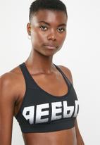 Reebok - Hero racer bra - black