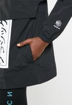 Reebok Classic - Classic anorak - black