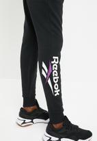 Reebok Classic - Classic jogger - black