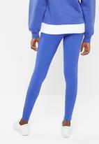 Reebok Classic - Classic legging - blue
