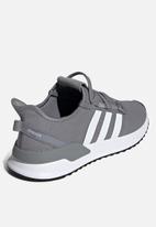 adidas Originals - U_path run - grey, ftwr white & core black