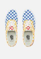 Vans - Era - (Checkerboard) multi & true white