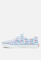 Vans - Ua era - (i heart vans) - true white