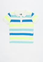 Cotton On - Kenny 3  polo - multi
