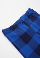 Cotton On - Joshua short sleeve pyjama set - blue