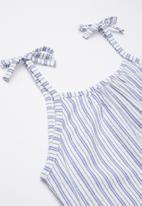 Cotton On - Primrose jumpsuit - blue & white